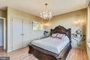 Large Master Bedroom - 1121 ARLINGTON BLVD #1006, ARLINGTON