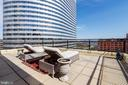 Huge Private 650 SF Terrace with Spectacular View - 1121 ARLINGTON BLVD #1006, ARLINGTON