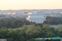 Daytime View of Lincoln Memorial from Terrace - 1121 ARLINGTON BLVD #1006, ARLINGTON