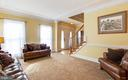 Formal Living Room - 3713 STONEWALL MANOR DR, TRIANGLE