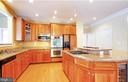 Well-Appointed Kitchen - 3713 STONEWALL MANOR DR, TRIANGLE
