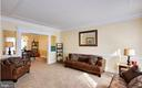 Formal Living - 3713 STONEWALL MANOR DR, TRIANGLE