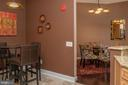 Breakfast and Dining Areas - 1915 TOWNE CENTRE BLVD #1202, ANNAPOLIS