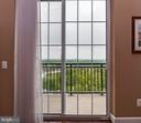 View from Living Room - 1915 TOWNE CENTRE BLVD #1202, ANNAPOLIS