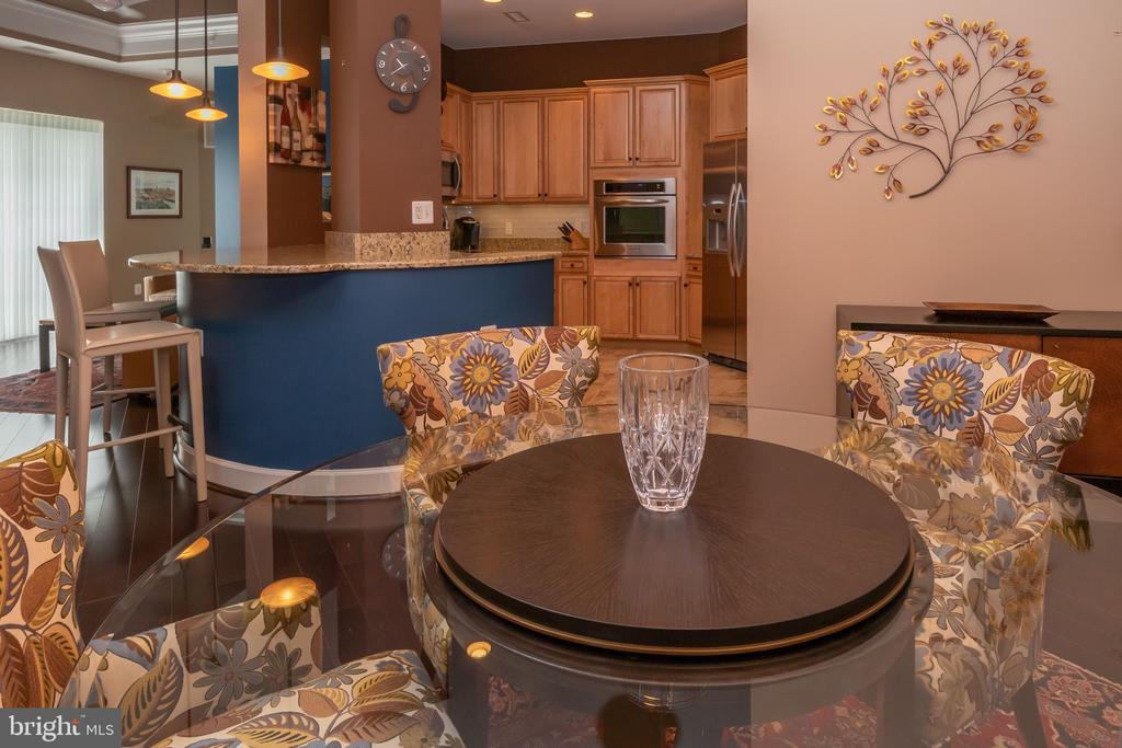 View from Dining Area - 1915 TOWNE CENTRE BLVD #1202, ANNAPOLIS
