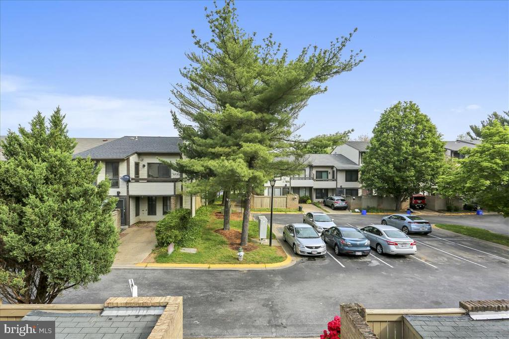 View from Balcony - 18111 COPPS HILL PL, MONTGOMERY VILLAGE