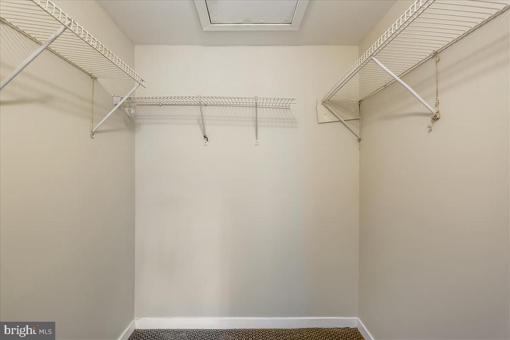 Walk In Closet - 18111 COPPS HILL PL, MONTGOMERY VILLAGE