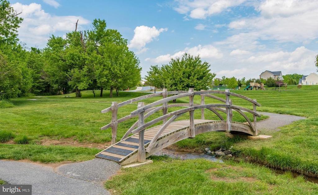 Walking paths - 1808 GREYSENS FERRY CT, POINT OF ROCKS