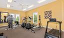 Clubhouse exercise room - 1808 GREYSENS FERRY CT, POINT OF ROCKS