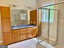 In-Law/Guest House Bathroom - 12775 YATES FORD RD, CLIFTON