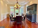 Dining Room - 12775 YATES FORD RD, CLIFTON