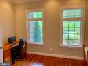 Second desk in Office - 12775 YATES FORD RD, CLIFTON