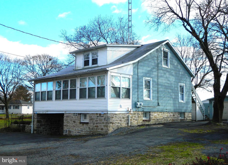 Maison unifamiliale pour l à louer à Shoemakersville, Pennsylvanie 19555 États-Unis