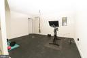 Exercise Room - 3713 STONEWALL MANOR DR, TRIANGLE