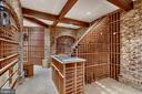 Wine Cellar with 3000+ Bottle Storage - 12410 COVE LN, HUME