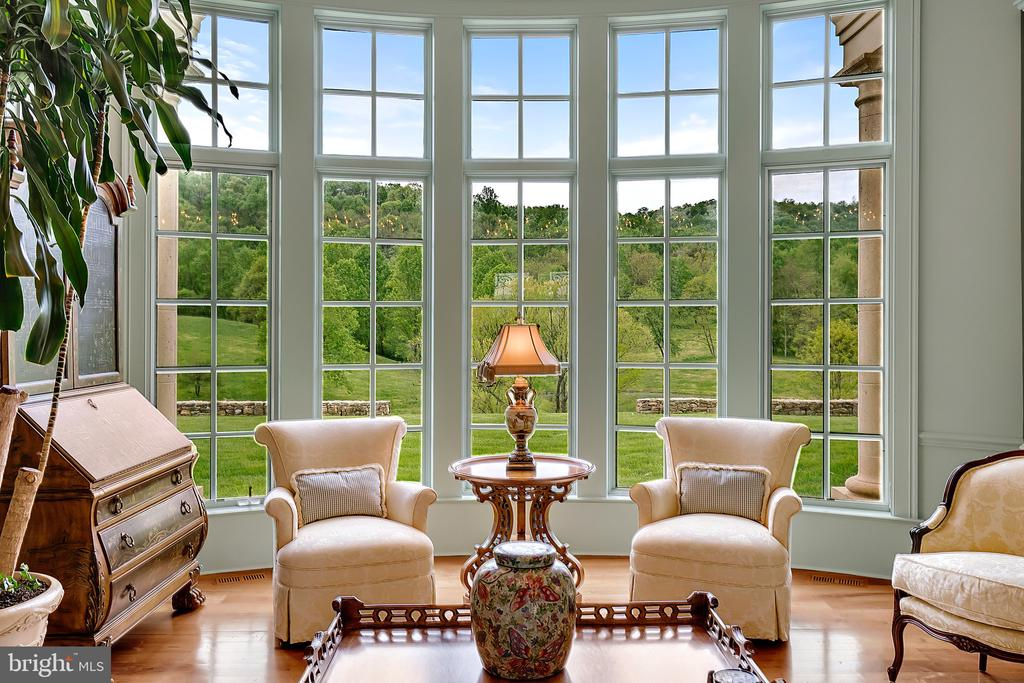 View from Parlor to the Mountains - 12410 COVE LN, HUME