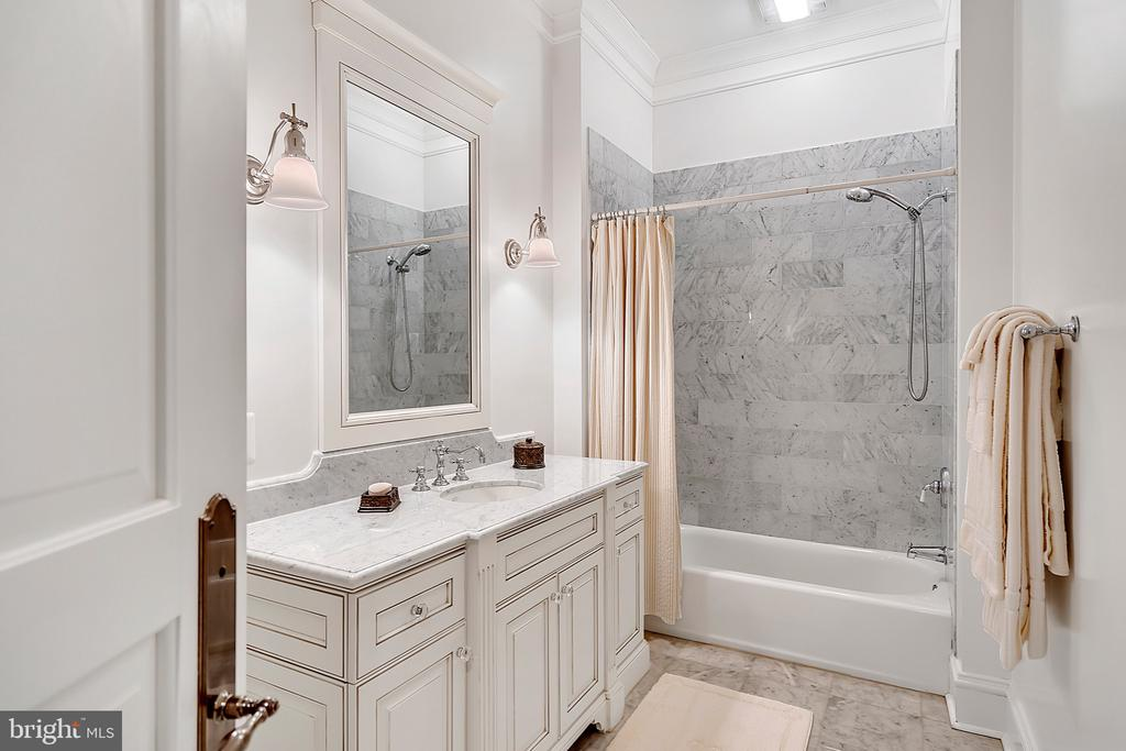 Guest Bath for Bedroom #2 - 12410 COVE LN, HUME