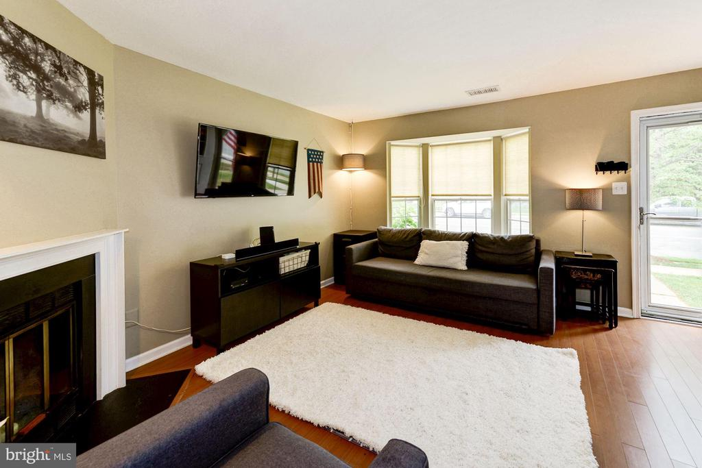 Living Room - 6964 OLD BRENTFORD RD, ALEXANDRIA