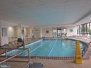 Indoor Pool - 5225 POOKS HILL RD #207N, BETHESDA