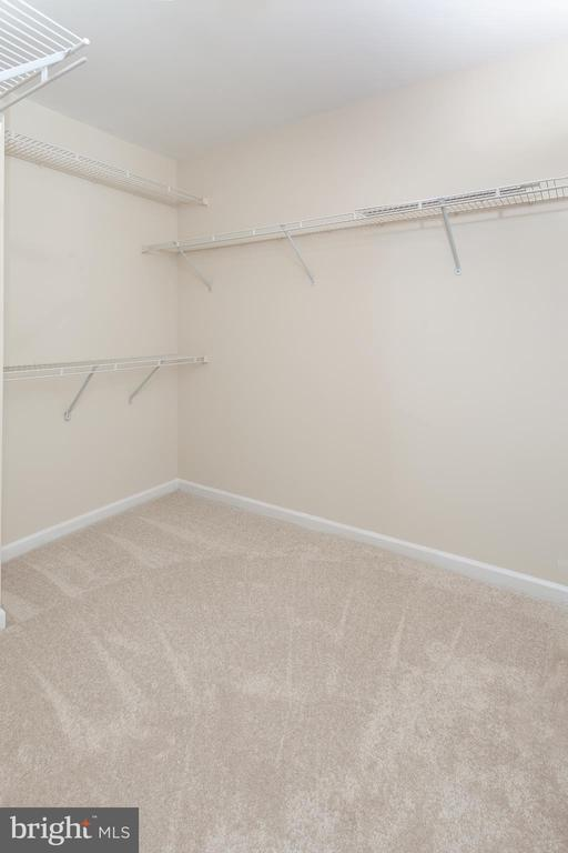 Walk In Closet - 25425 BRADSHAW DR, CHANTILLY