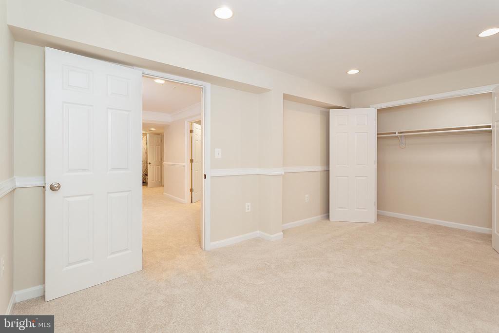 Basement Bedroom/Den - 25425 BRADSHAW DR, CHANTILLY