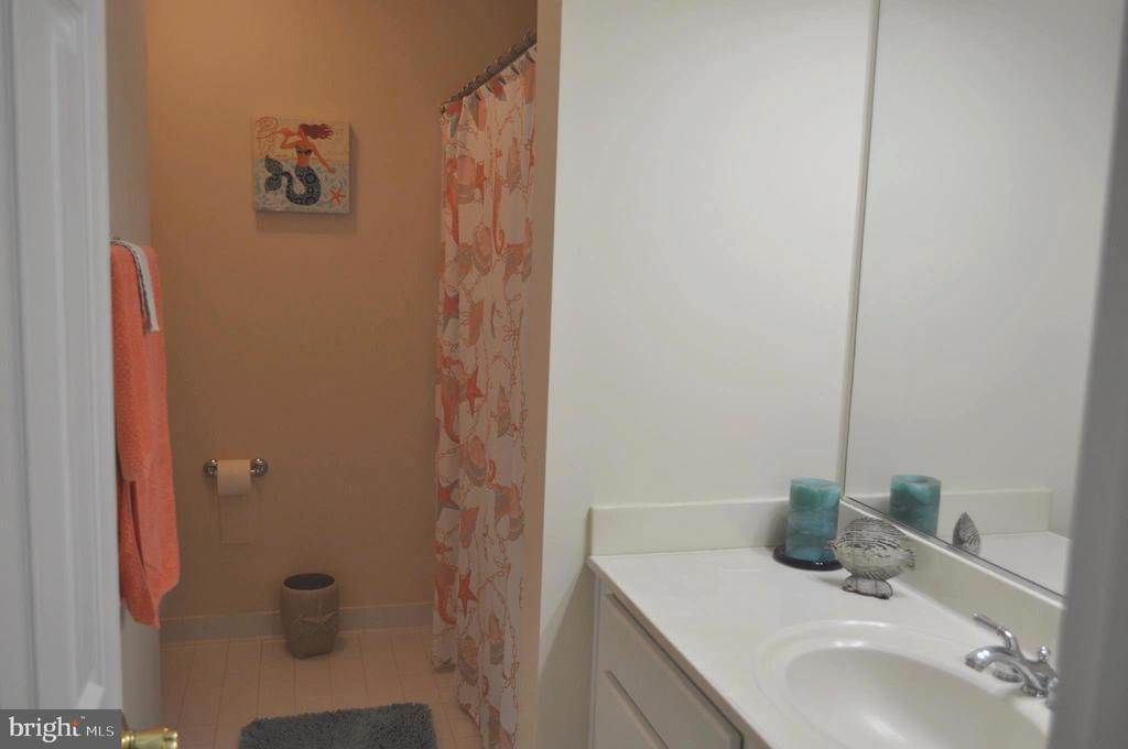 Upper level full bathroom. - 1503 S OAKLAND ST, ARLINGTON