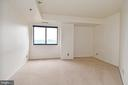 The Second bedroom lends itself to two settings. - 900 N STAFFORD ST #2328, ARLINGTON