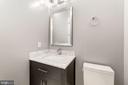 Powder Room - Main Level - 4030 18TH ST S, ARLINGTON