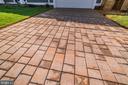 Brick Driveway - 4030 18TH ST S, ARLINGTON
