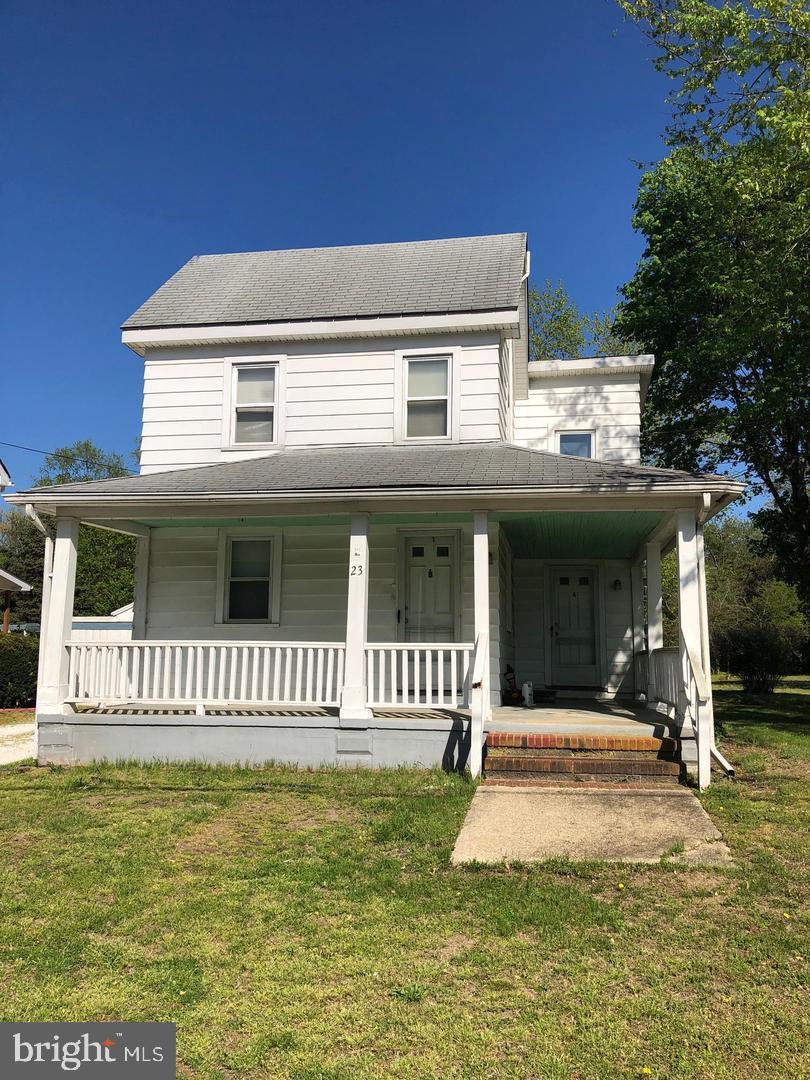 Single Family Homes pour l Vente à Cedarville, New Jersey 08311 États-Unis