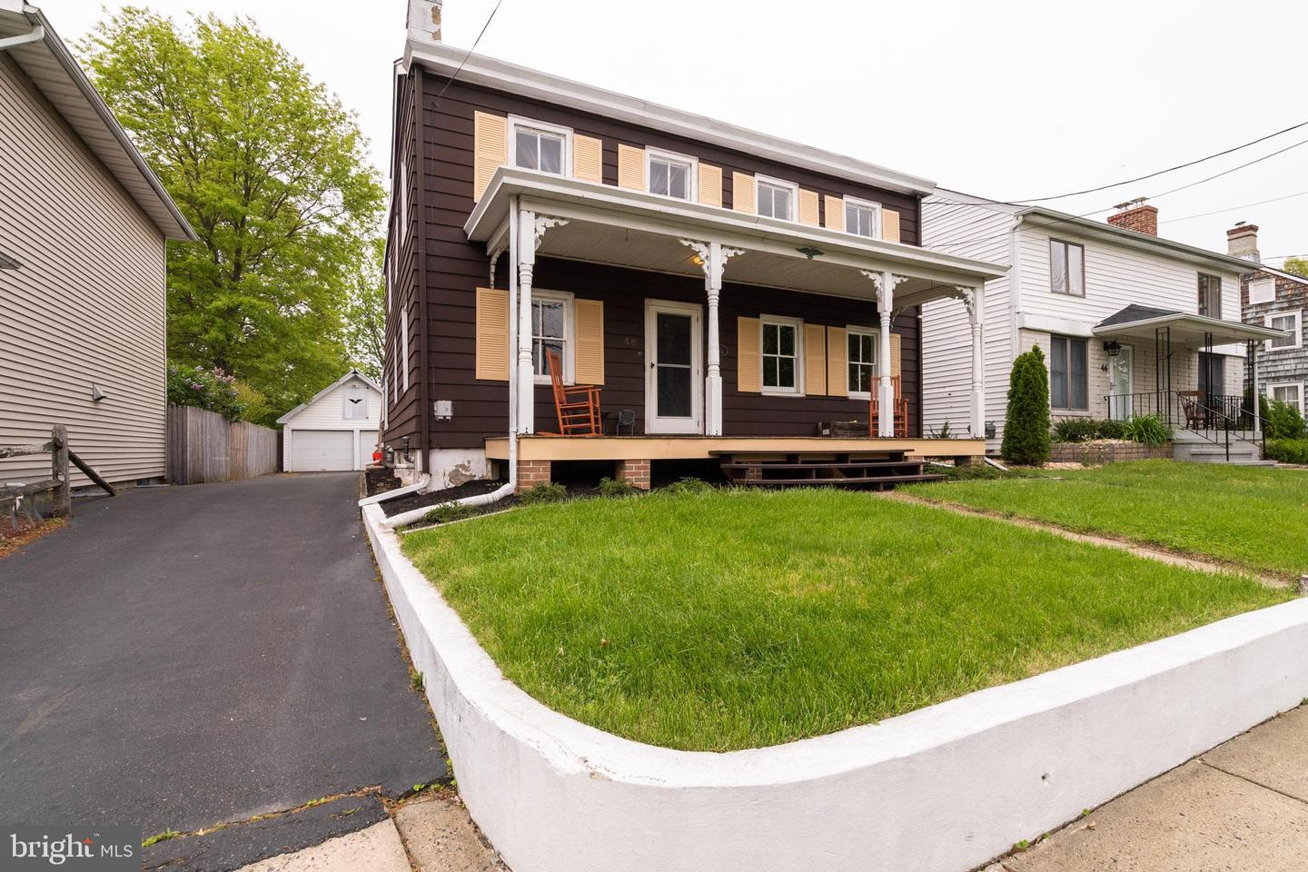 Single Family Homes for Sale at Windsor, New Jersey 08561 United States