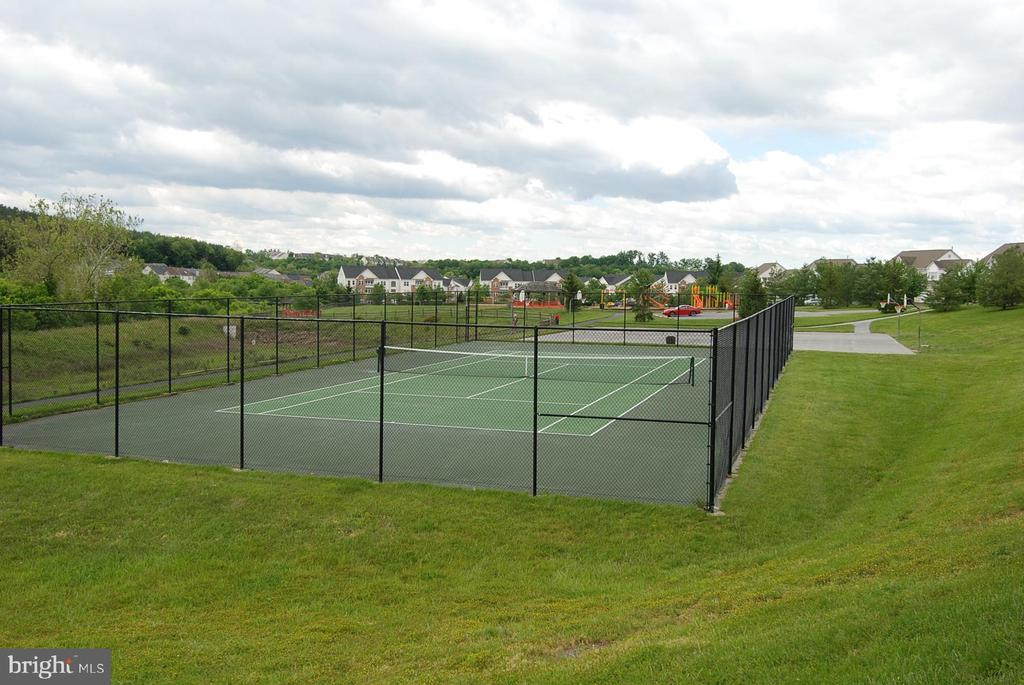 Tennis Courts - 6440 DRESDEN PL, FREDERICK