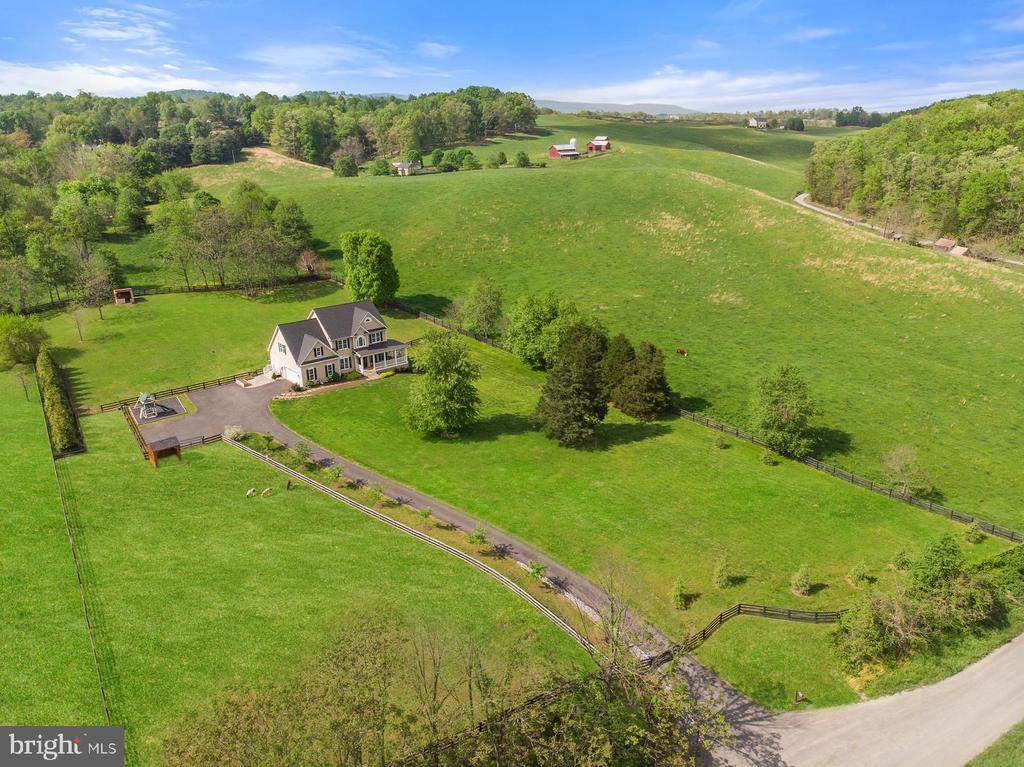 3276  ROKEBY ROAD, Delaplane in FAUQUIER County, VA 20144 Home for Sale
