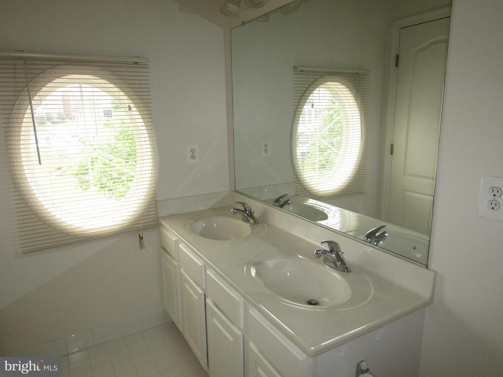Great Light in this Master Bathroom!! - 12946 CLARKSBURG SQUARE RD, CLARKSBURG