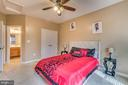 Bedroom #3 is on upper level - 31 LIBERTY KNOLLS DR, STAFFORD