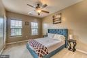 Bedroom #4 is on upper level - 31 LIBERTY KNOLLS DR, STAFFORD