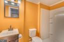Full bath #5 is on the lower/basement level - 31 LIBERTY KNOLLS DR, STAFFORD