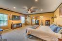 Spacious Master Suite, a relaxing paradise - 31 LIBERTY KNOLLS DR, STAFFORD