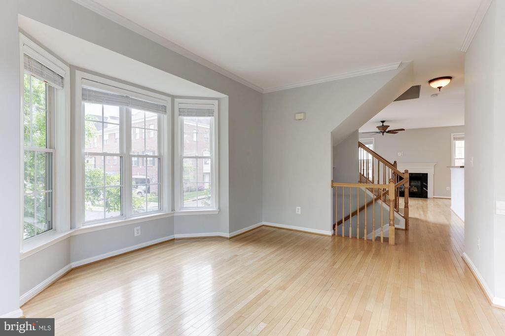 Living Room - 47831 SCOTSBOROUGH SQ, STERLING