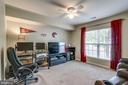 Lower Level Second Family Room - 20980 KITTANNING LN, ASHBURN