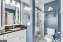 Frameless Shower - 20980 KITTANNING LN, ASHBURN