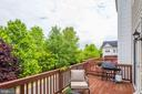Deck - 20980 KITTANNING LN, ASHBURN