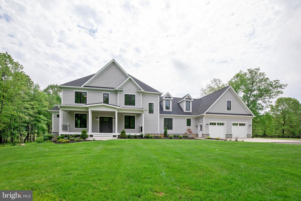 9825  GREENWICH ROAD, Fauquier County, Virginia