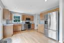 side by side refrigerator - 1001 MONTGOMERY ST, LAUREL