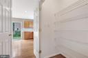 Oversized pantry - 1001 MONTGOMERY ST, LAUREL