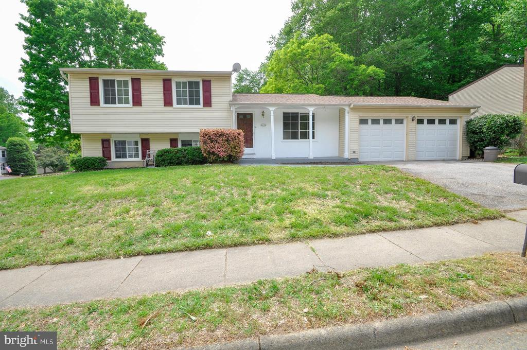 One of West Springfield 4 Bedroom Homes for Sale at 8431  RAINBOW BRIDGE LANE