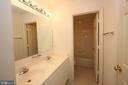 Hall Bath - 1 KIMBERLY DR, STAFFORD