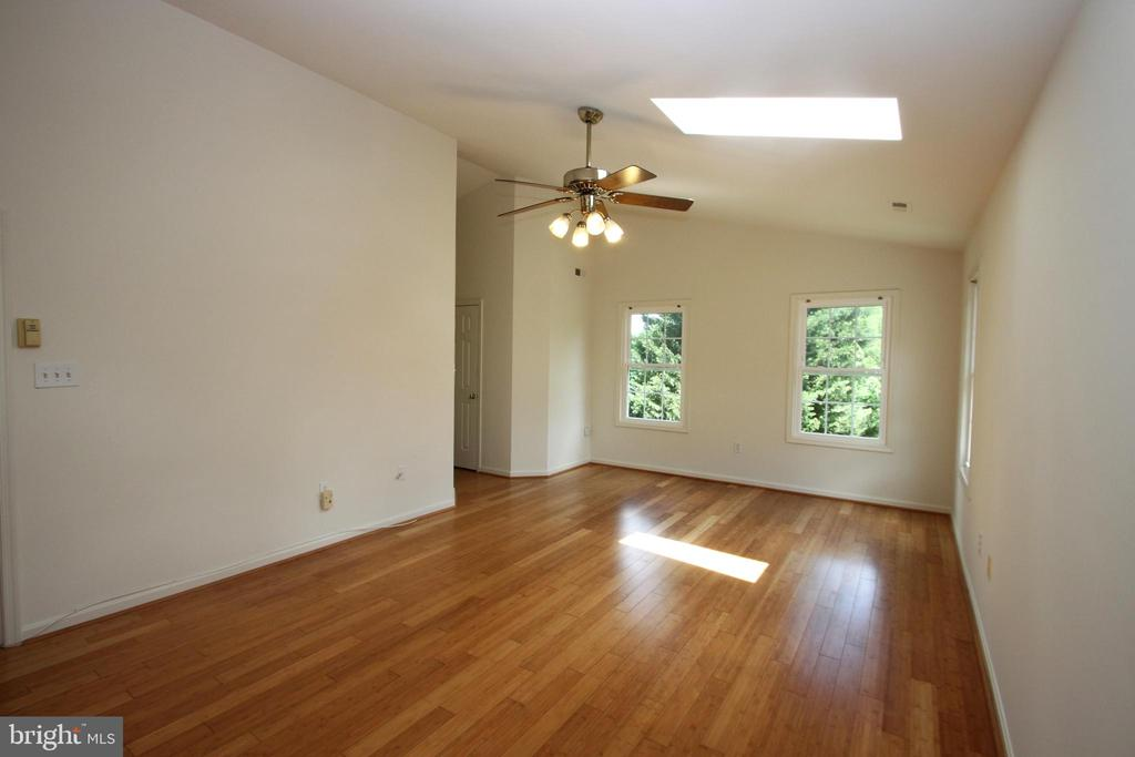 Huge Master Suite w/Bamboo Floors & Skylight - 1 KIMBERLY DR, STAFFORD