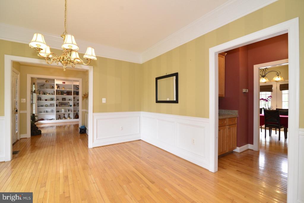 Living Room - 17969 BATTLE PEAK CT, HAMILTON