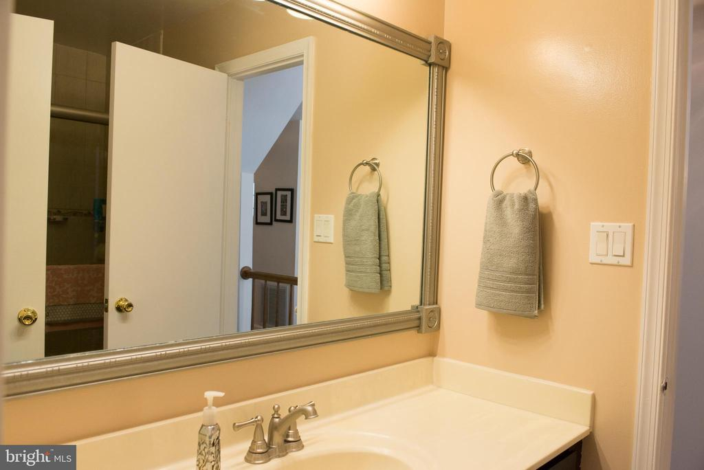 Owner's bath - 14069 SADDLEVIEW DR NW, NORTH POTOMAC